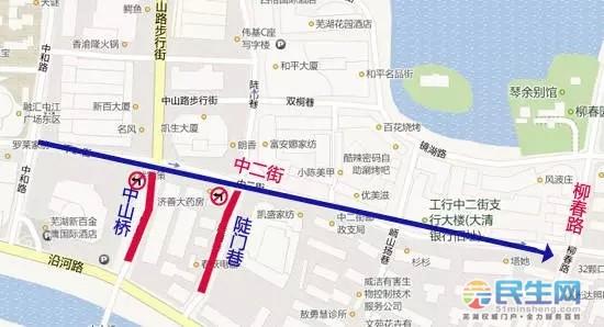 条路第一社区地图