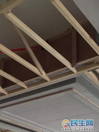 安装吊顶需要安龙骨,下边给大家介绍一下木龙骨吊顶