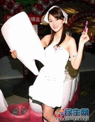 明星穿起护士装,柳岩不正经,蔡卓妍可爱,张柏芝清纯,你喜欢哪款?